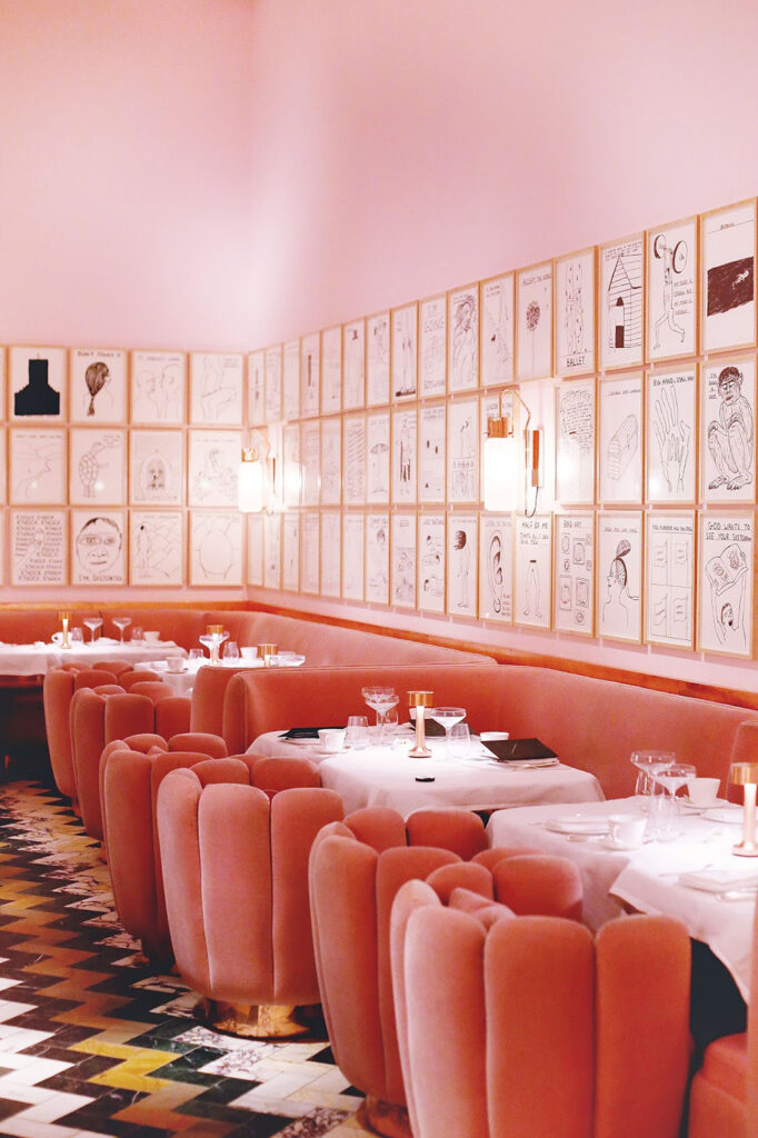 Sketch London Parlour Room
