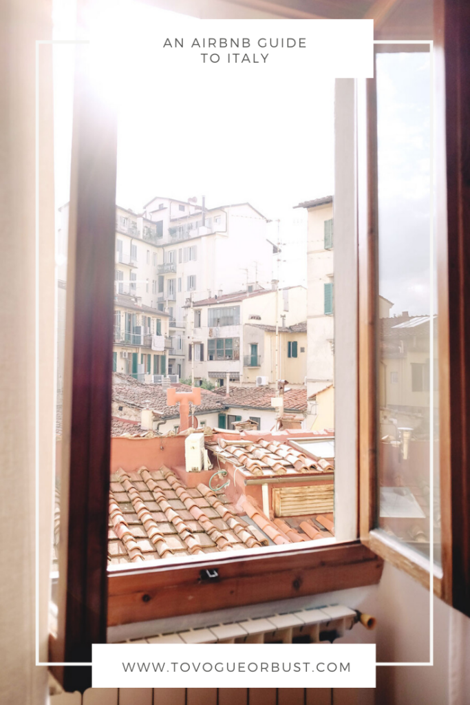 An Airbnb Guide to Italy