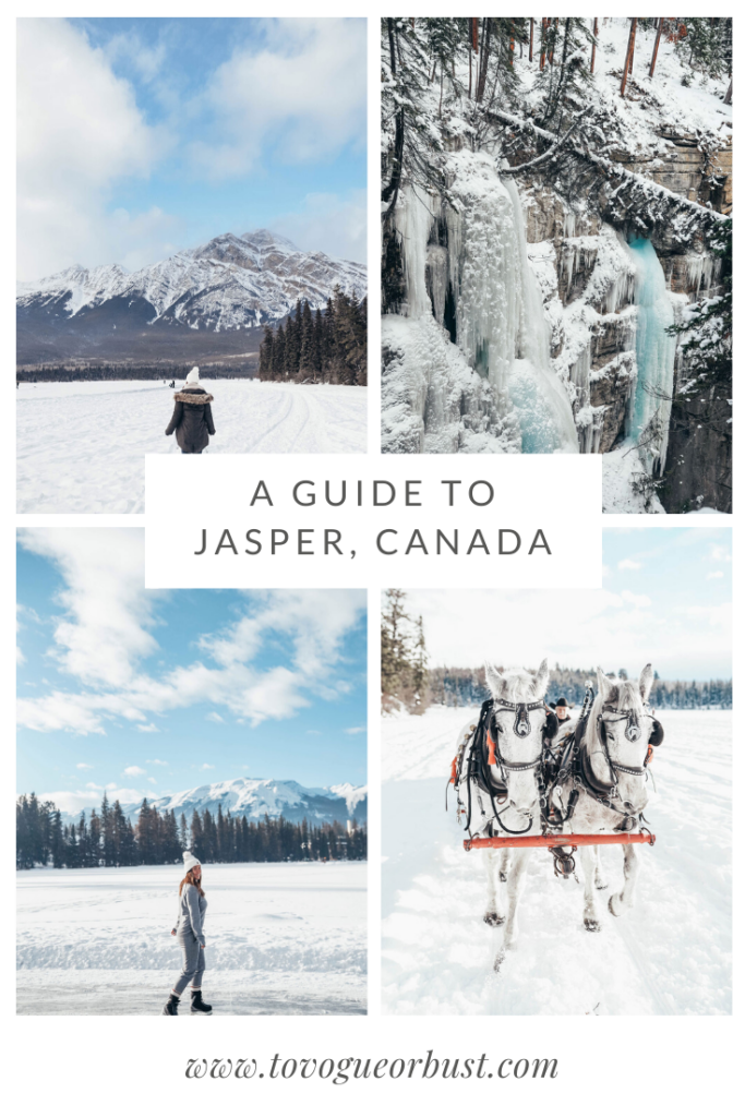 A travel guide to Jasper Canada