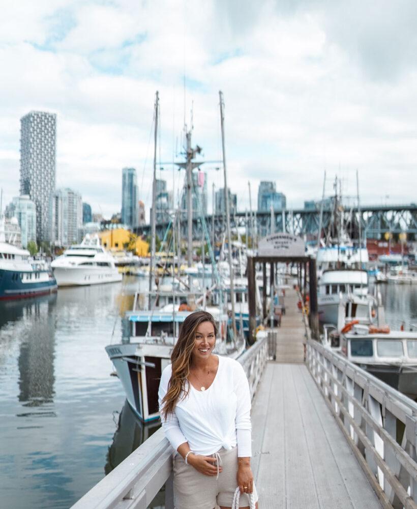 Granville Island Vancouver Canada