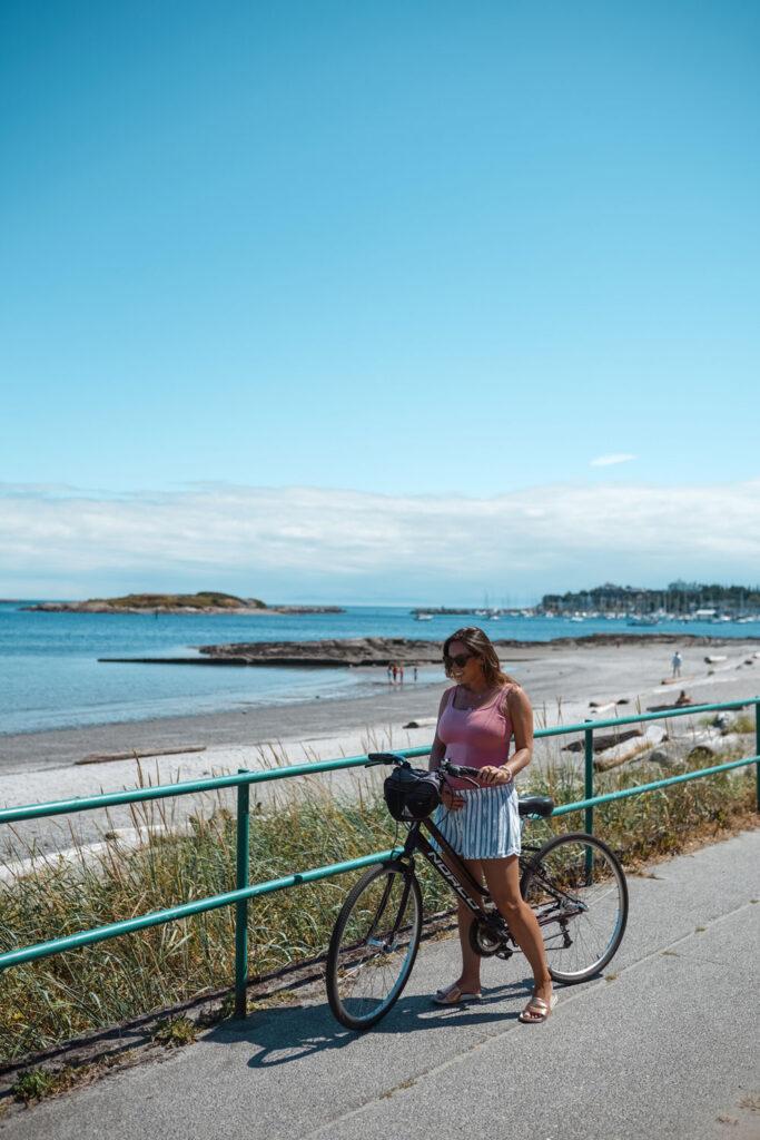 Bike rentals in Victoria Canada