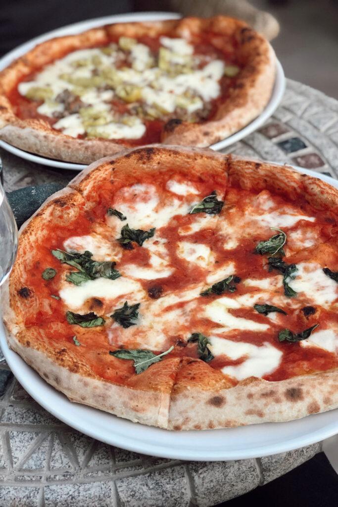 Faro Pizza Victoria