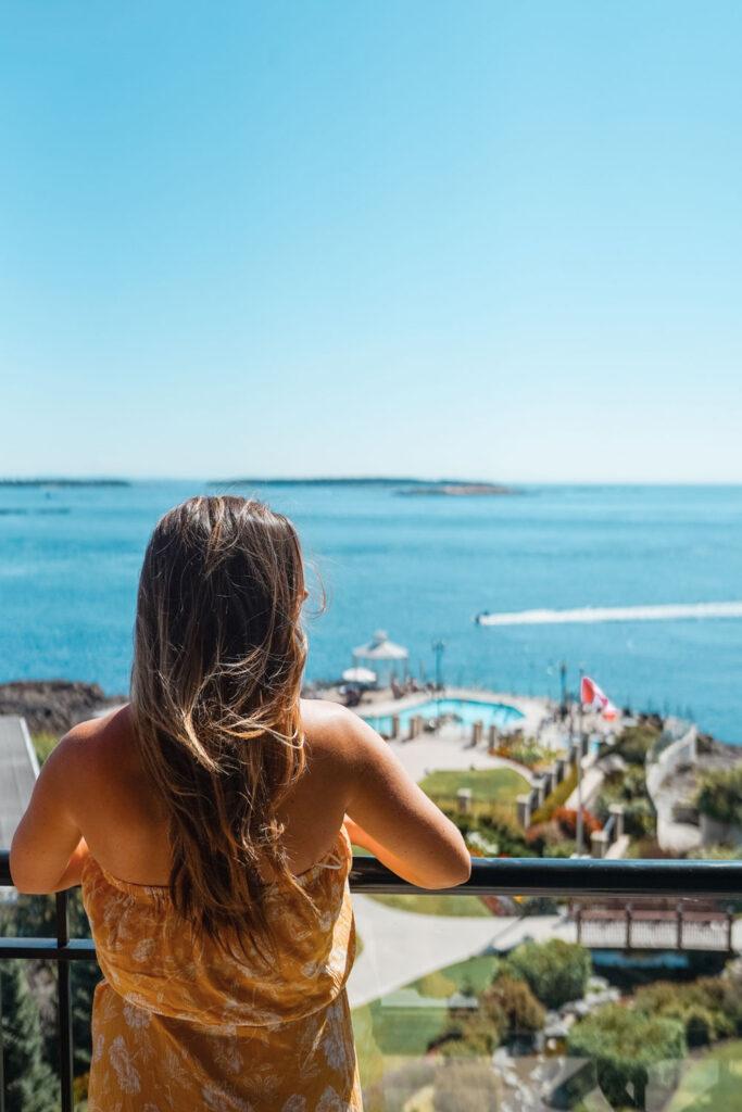 Oak Bay Beach Hotel in Victoria, Canada