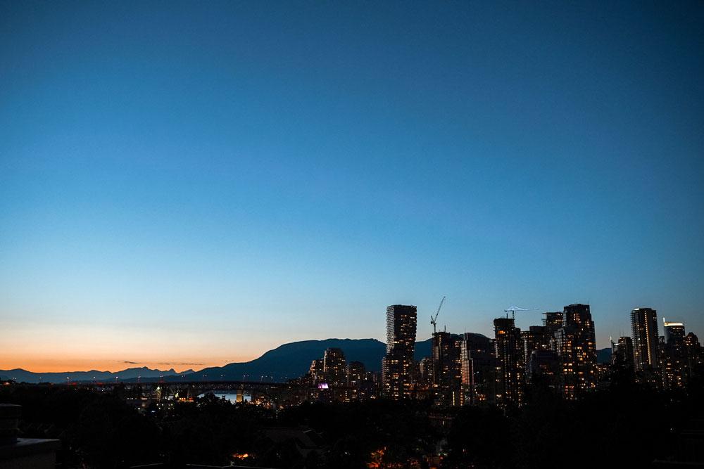 Best views in Vancouver