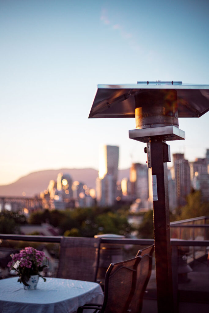 Paramount outdoor heater review
