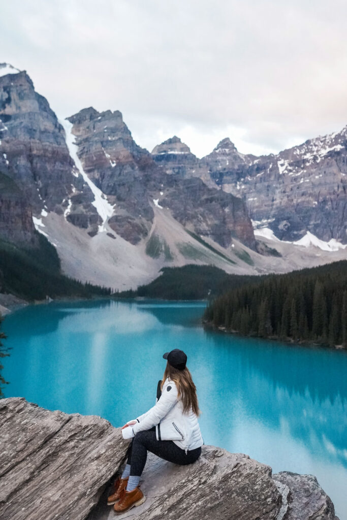 Best lakes in the Rockies Canada