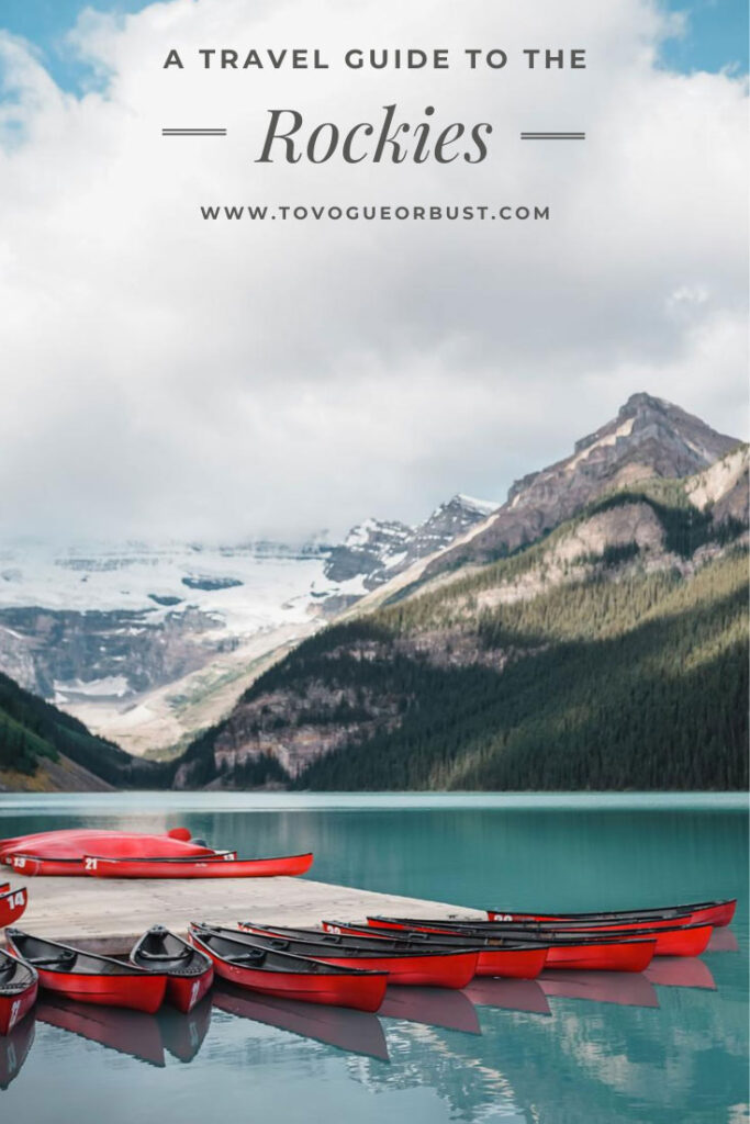 The Rockies Canada Travel Guide