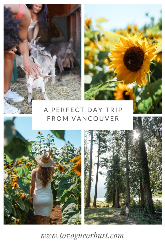 Day trip from Vancouver