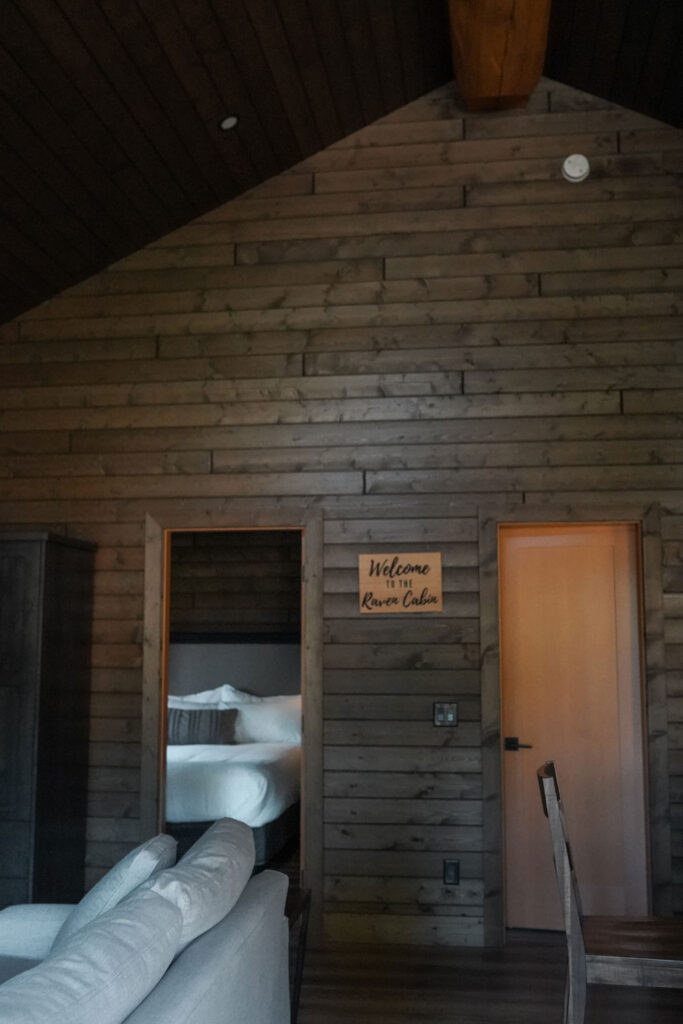 Cabins in Vancouver area