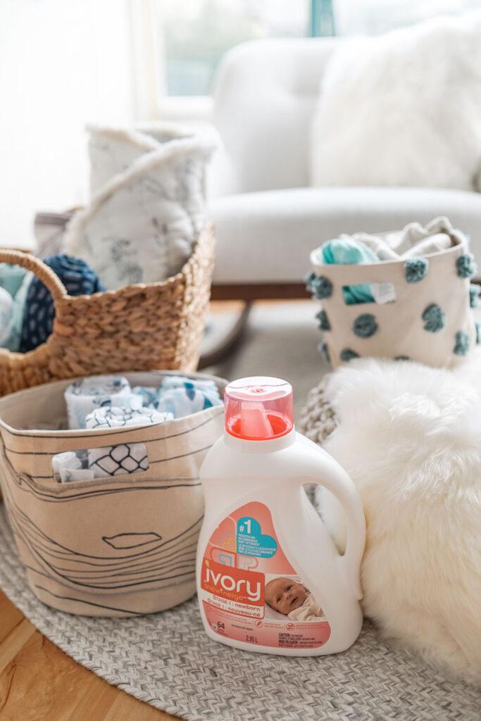 Ivory Snow Newborn Detergent