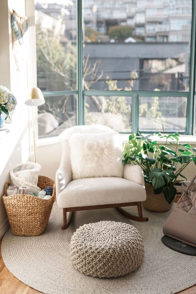 Nursery in condo