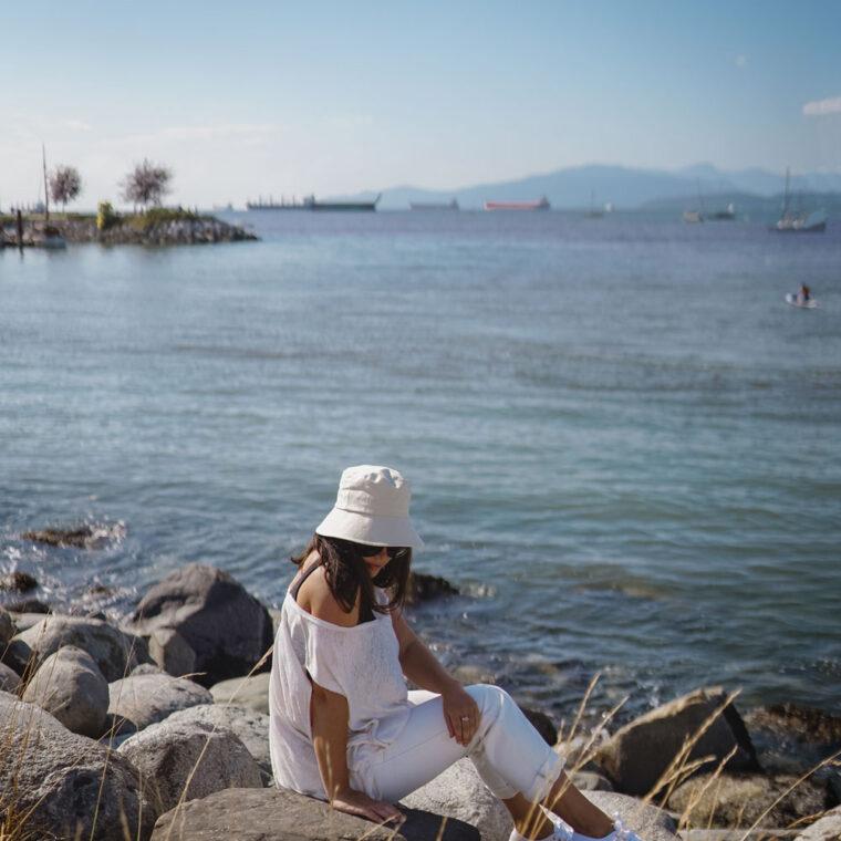 Vancouver fashion blogger